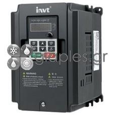 Ρυθμιστής Στροφών INVERTER 220V 1.5KW GD10-1R5G