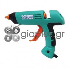 Πιστόλι Θερμής Σιλικόνης Επαγγελματικό GK390 80w (σούκο)