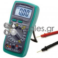 Πολύμετρο Ψηφιακό MΤ1210 ProsKit