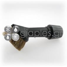 Βουρτσάκι Σκούπας Γενικό Ρυθμιζόμενο φ30mm>φ38mm