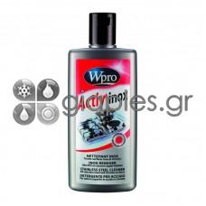 Καθαριστικό Aνοξείδωτων Επιφανειών 250ml WPRO