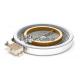Εστία Κουζίνας Κεραμική Φ215/145cm-1900/800w
