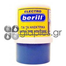 Καθαριστικό Εστιών Κουζίνας (βερνίκι) Berill 80gr