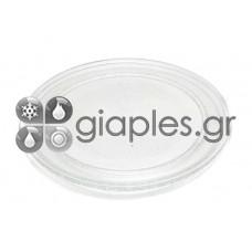 Πιάτο Φούρνου Μικροκυμάτων φ24,5cm Γενικής Χρήσης