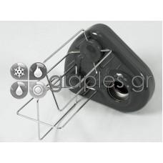 Αναδευτήρες+Κεφαλή Μίξερ KENWOOD FDM786 ORIGINAL