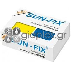 Κόλλα SUN-FIX (100gr) 2 συστατικών 50100
