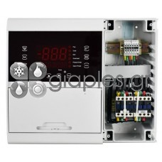 Πίνακας Ηλεκτρικός Βιομηχανικής Ψύξης ELITECH ECB-2032 εώς 10Hp