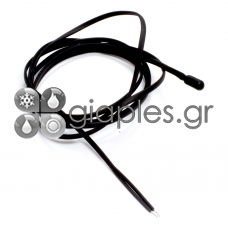 Αισθητήριο Θερμοκρασίας NTC thermoplastic IP67 1,5μ