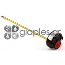 θερμοστάτης Θερμοσιφόνου Κουμπωτός 16A/80C Thermowatt