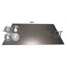 Μίκα Φούρνου Μικροκυμάτων 50cm X 40cm (πάχος 4mm)