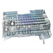 Στοιχείο (εξατμιστής) Ψυγείου SIEMENS-BOSCH 688446