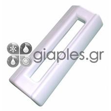 Λαβή Ψυγείου Γενικής Χρήσης 19cm ΛΕΥΚΟ